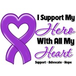 I Support My Hero Lupus Shirts and Gifts
