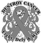 Destroy Brain Cancer Shirts and Gear
