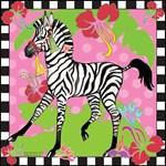 Miss Za Za Zebra
