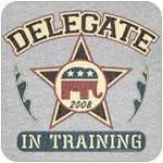 Delegate in Training