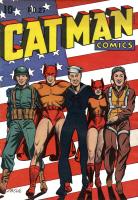 CatMan & Kitten