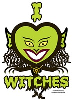 Witches T-shirts