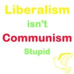 Liberalism isn't communism