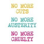 No More Cruelty