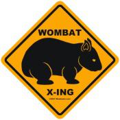 Wombat Xing
