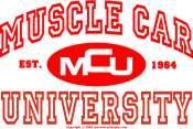 Musclecar University III