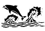 Black Dolphin and Volcano