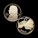 Chief Justice John Marshall Commemorative Coin