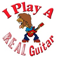 I Play A Real Guitar 2
