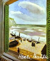 Matisse's Open Window