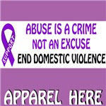 Abuse is a crime