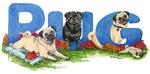 Pug Name Games