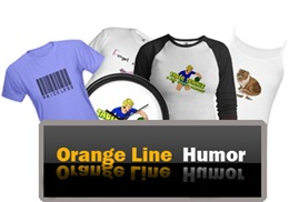 Orange Line Humor