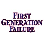 First Generation Failure