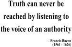 Francis Bacon Text 3