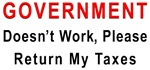 Government Doesn't Work