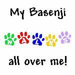 Basenji Walks