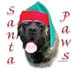 Santa Paws Brindle
