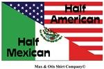 Half American-Half Mexican