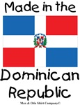 Made in the Dominican Republic