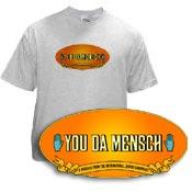 You Da Mensch!
