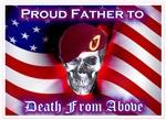 Proud Airborne Dad