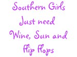 Lots of Southern girl designs