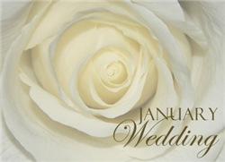 January Wedding