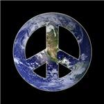 Peace on Earth/black