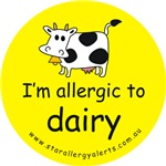 allergic to dairy