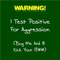 Test For Agression