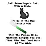 Schrodinger's Cat Limerick