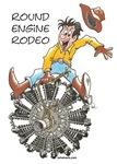 Round Engine Rodeo