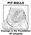 Pit Bull Courage