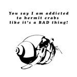 You say I'm addicted #1