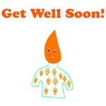 Get Well / Hospital Stay / Recovering/Surgery