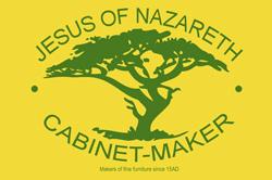 Jesus of Nazareth Cabinet Maker