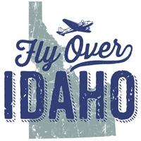Fly Over Idaho