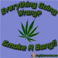 Everything Wrong Smoke A Bong