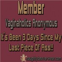 Member Vaginaholics Anonymous