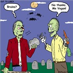 Zombie Vegan