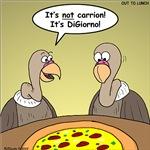 Buzzard Pizza