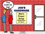 Hardware Prayer Group