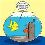 Fish Outhouse Aerator