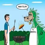 Dragon Grill-Master