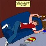 Football Season Ends