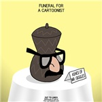 Funeral for a Cartoonist