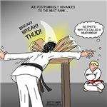 Karate Head Break