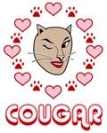 Cougar Hearts