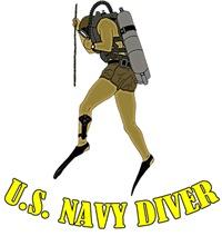 Navy SCUBA Diver